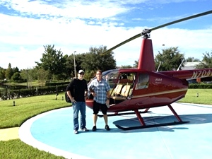 Environmental Surveys With A Helicopter