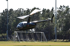 Documentaries And Events With A Helicopter
